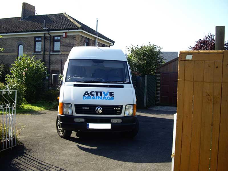 Active Drainage Van